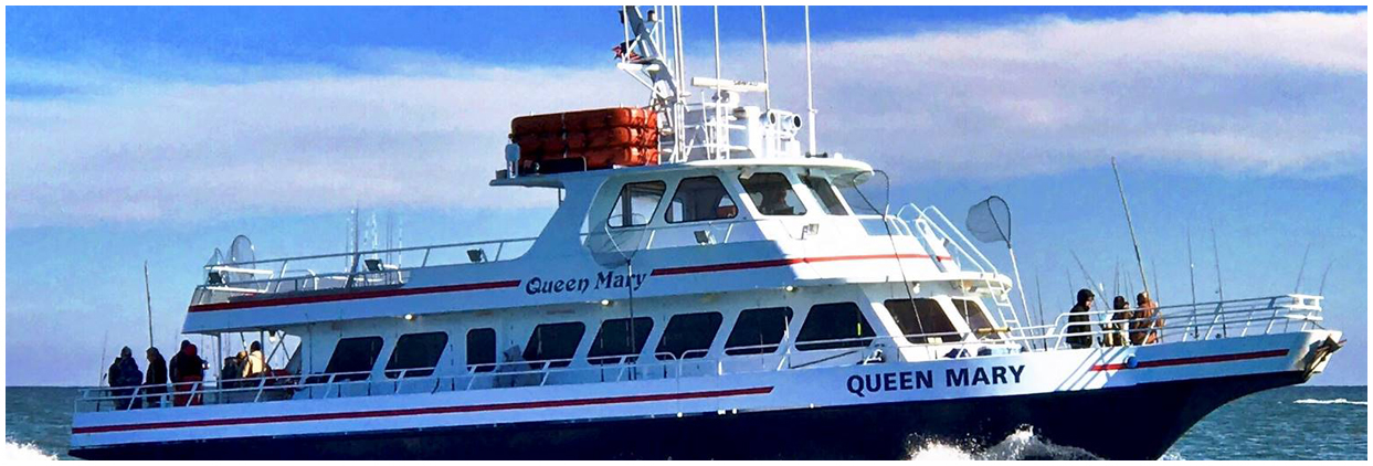 Point Pleasant Beach Fishing Party Boat Queen Mary